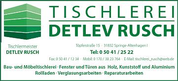 Tischlerei-Rusch